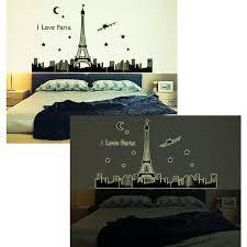 canap amovible date 3d diy vinyle lumineux grand sticker mural pour chambre canapé