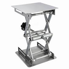 laboratory lifts platform stand manual control 100x100x150mm sale