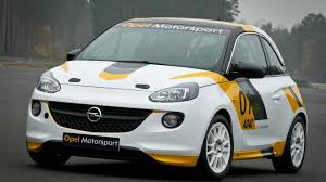 opel christmas opel adam cup tears up the countryside video