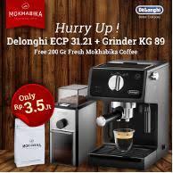 Delonghi Coffee Grinder Kg89 Jual Coffee Grinder Harga Murah Mobile Bukalapak