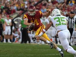 sam darnold highlights 10 ridiculous plays as a usc freshman