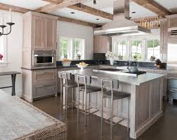 cerused oak kitchen cabinets cerused wood a trend that won t ever be out of style