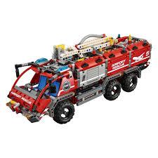 lego technic konstruktorius lego technic ugniagesių automobilis 42068 senukai lt