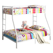 Twin Double Bed  Interiors Design - Walker edison twin over full bunk bed