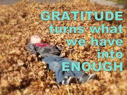 thanksgiving 2013 celebrated with gratitude prayer