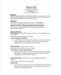 Merchandiser Job Description For Resume by Seamstress Resume Template 6 Free Word Pdf Documents Download