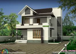 modern 111 sq m small house plan kerala home design bloglovin u0027
