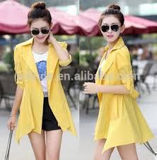 fashion cardigan for women fashion summer long thin coats cardigan