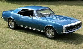 1967 camaro engine 1967 1968 camaro history