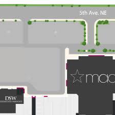 mall map featuring gap at northgate mall a simon mall seattle wa