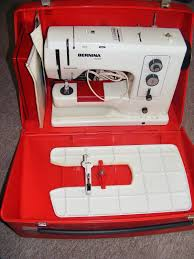 came with a bernina record 830 it has the old style foot 194 and