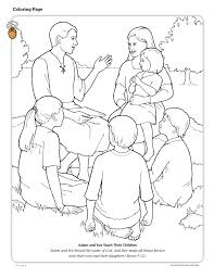 coloring pages adam and eve coloring page friend feb 2010 friend