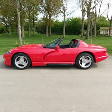 Dodge Viper 1994 - used 1994 dodge srt 10 gts rt10 convrtble for sale in west sussex