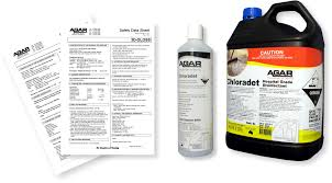 working with dangerous and hazardous cleaning products cleaning