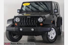 Jeep Wrangler Used Jeep Wrangler For Sale Special Offers Edmunds