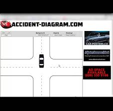 how to draw accident diagram with accidentdiagram tutorial youtube