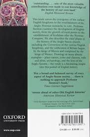 anglo saxon england reissue with a new cover oxford history of