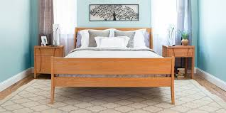 Solid Wood Sleigh Bed with The Ultimate Guide To Solid Wood Bed Styles