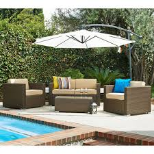 Wicker Patio Conversation Sets Patio Furniture Sets On Sale Bellacor