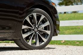 nissan maxima with rims 2017 nissan maxima sr one week with automobile magazine
