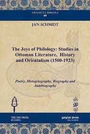 Ottoman Poetry Gorgias Press The Joys Of Philology Studies In Ottoman