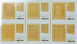 Calgary Kitchen Cabinets by Calgary Custom Kitchen Cabinets Ltd Door Profiles