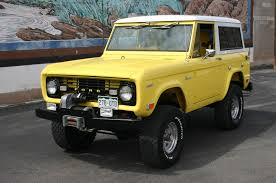 ford bronco 1968 ford bronco pictures cargurus ford