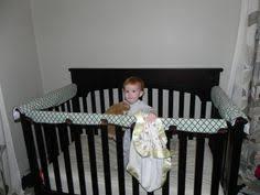 she u0027s crafty diy crib rail guard tutorial diy crib crib and