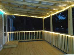 Covered Patio Lighting Ideas Garden Ideas Covered Deck Lighting Ideas Some Tips To Get The