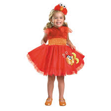 toddler costumes the official pbs kids shop sesame frilly elmo toddler