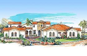 mediterranean villa house plans home plans e architectural design page 3