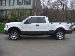 2012 ford f150 fx4 specs 2005 ford f 150 information and photos zombiedrive