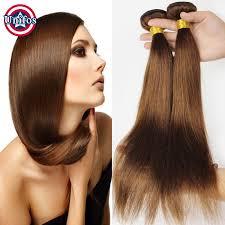 Light Brown Hair Extensions 8a Brazilian Brown Hair Weave Bundles Straight Light Brown Hair