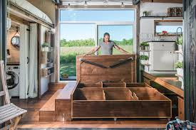 fold out kitchen table alpha tiny house about surprising design