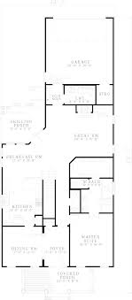 narrow lot house plans with rear garage pallardy point narrow lot home plan 055d 0331 house plans and more