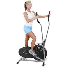 lifemax dual action fan bike fingerhut lifemax elliptical trainer and dual action fan exercise