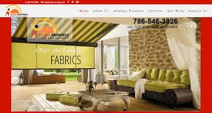 Panda Kitchen Cabinets Website Design Portfolio