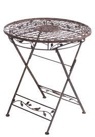 Esszimmertisch Hofmeister Tisch Metall Schonheit Metall Tisch Holz Shabby Garten 46456 Haus