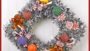 how to make glittered gumdrop ornaments and the winners