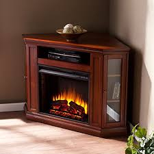 Electric Fireplace Heater Tv Stand by Corner Electric Fireplace Heater Fireplaces Compare Prices At
