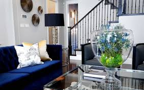 Blue Sofa In Living Room 20 Impressive Blue Sofa In The Living Room Home Design Lover