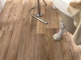 gray counter brown hardwood floor tile