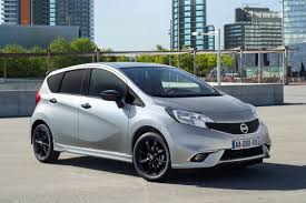 nissan black car nissan note gets sophisticated look with new black edition trim