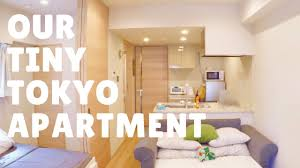 tiny japanese apartment our tiny tokyo apartment ep 12 family travel channel youtube