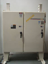 Hoffman Cabinet Hoffman Two Door Electrical Control Cabinet Pdu 72x48x25 Ame01 Ebay