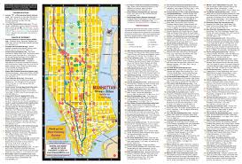 New Orleans Tourist Map by New York City Maps Nyc Maps Of Manhattan Brooklyn Queens