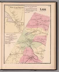 Nh County Map Lee Strafford County New Hampshire Bow Lake Village David