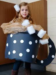Kids Halloween Costumes Diy Kids U0027 Cup Chocolate Halloween Costume Tos Diy