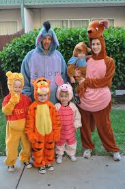 Halloween Costume Themes For Families by 26 Best Costume Ideas For Winnie The Pooh U0027s