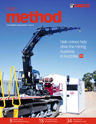 hiab method 2 2012 in english cargotec customer magazine by